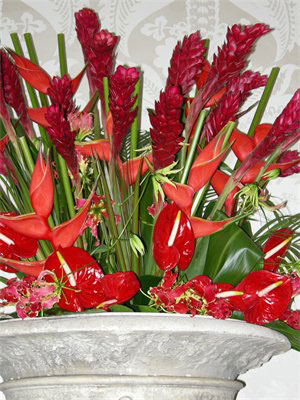 Private Homes Flowers 3