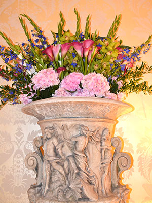 Private Homes Flowers 1