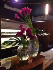 Office flower arrangement